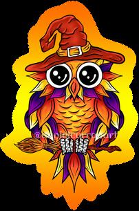 Witch Owl