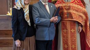 AWARD: ST. JOHN KOCHUROV SOCIETY MEDAL, 2ND CLASS