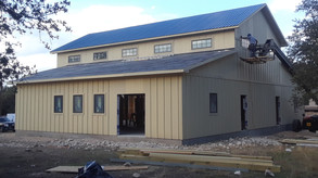 $5,000 GRANT HELPS STS. JOACHIM & ANNA CHURCH COMPLETE NEW TEMPLE - San Antonio, TX