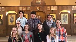 St. John Kochurov Society Supports Youth Attending Liturgical Music Conference - Nov. 2017
