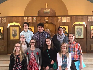St. John Kochurov Society Supports Youth Attending Liturgical Music Conference - Nov. 2017