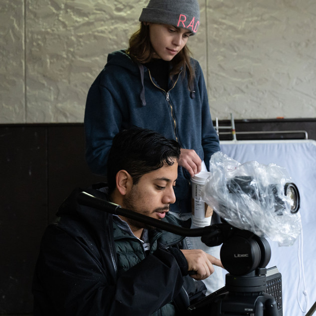 Behind the Scenes of Letting Go (Short Film)