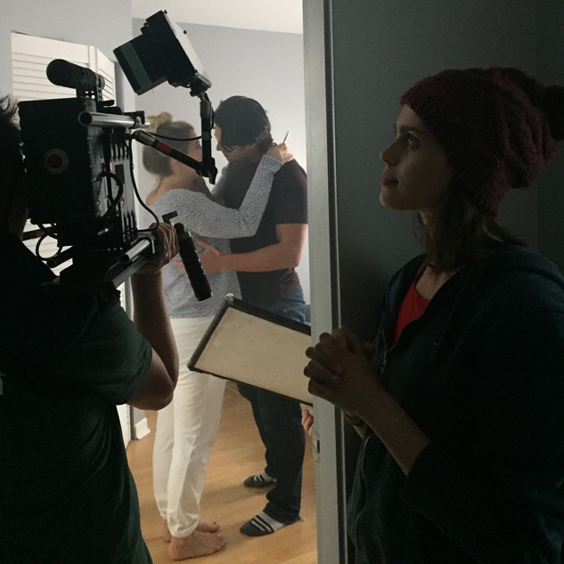 Behind the scenes of Forever (Short Film)
