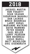2018 Speakers