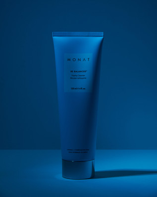 Skincare product photography in Manchester. Photography by Jana Kukebal