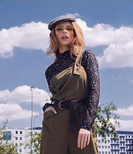 Fashion photographer Jana Kukebal in Man