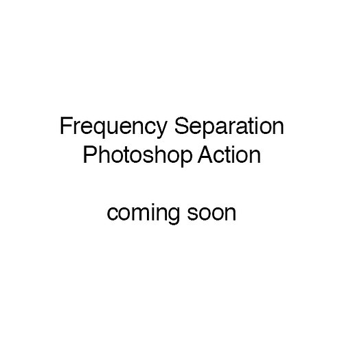 Frequency Separation Tool - Photoshop Action