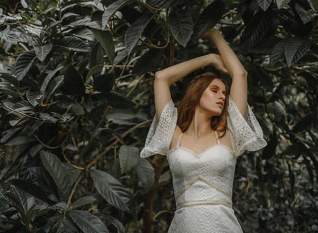 Botanical Boho Bride Vibes