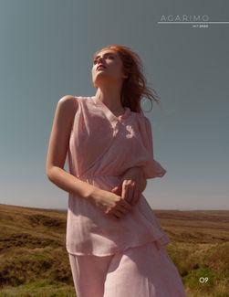 Jana Kukebal Fashion Photography, cover story for Agarimo magazine