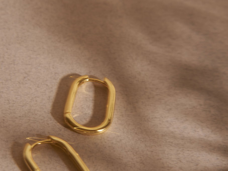 Jewellery photography for Carlotta's Jewels