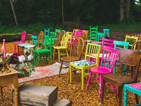 22 Types of Classic and Unique Wedding Chairs