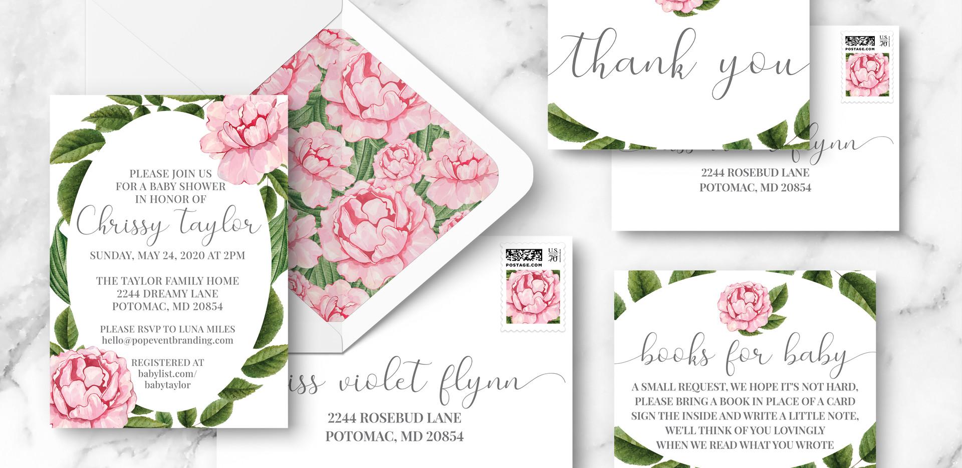 Full Suite + Envelopes