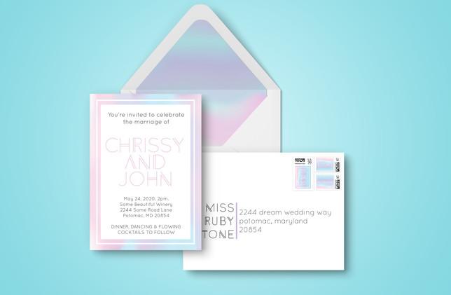 Invite + Envelopes
