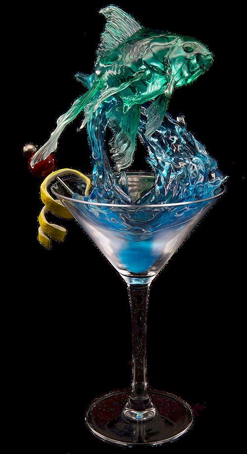 Goldfish Cocktail