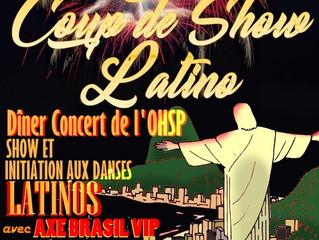 Coup de show latino : Ce fut Caliente !