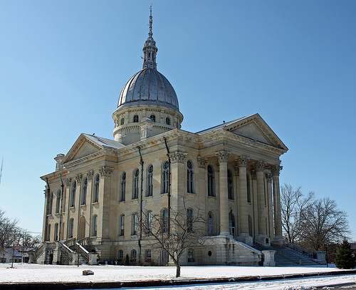Carlinville Courthouse