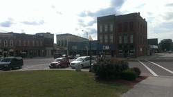 Downtown Carlinville, IL