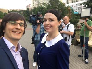 Пост гостя моей рубрики по этикету, политика Александра Ильина