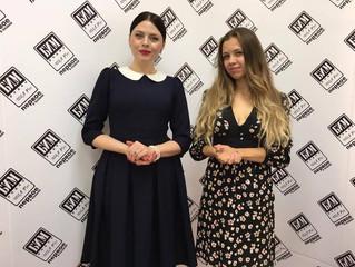 Интервью Бим-Радио в Казани