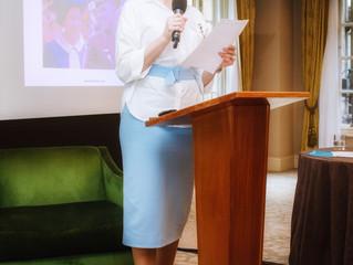 Участие в конференции WOMAN ID в Лондоне