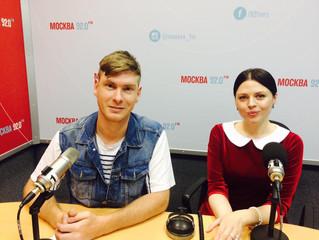 """Интервью на """"Радио Москвы"""""""