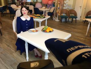 Интервью Первому каналу