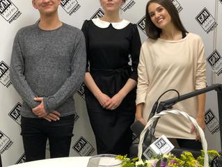 Интервью на радио БИМ!