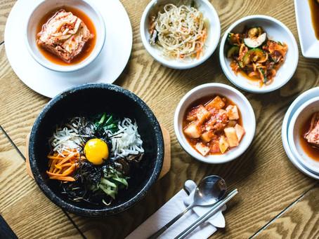 The Taste Of Asian Food