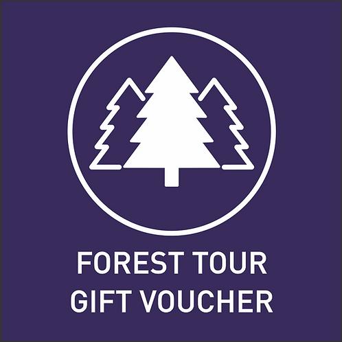 Forest Tour Gift Voucher