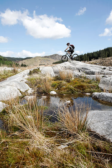 Blair Atholl Bike Hire in Cairngorms National Park in the heart of Scotland