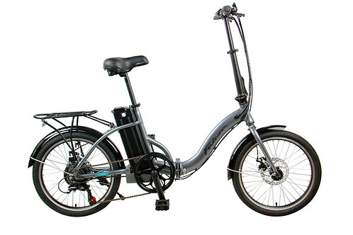 Dawes Falcon Crest electric folding bike