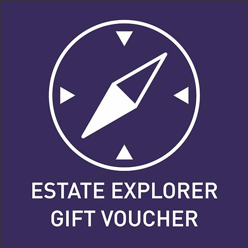 Estate Explorer Gift Voucher