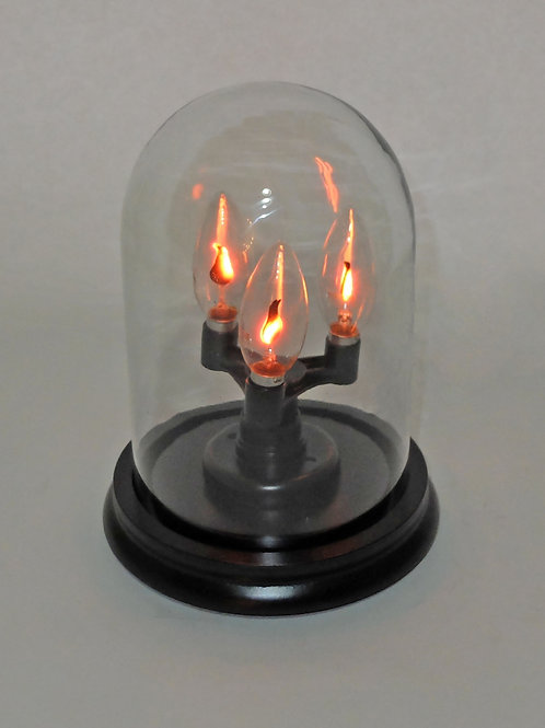 Tri Flicker Lamp