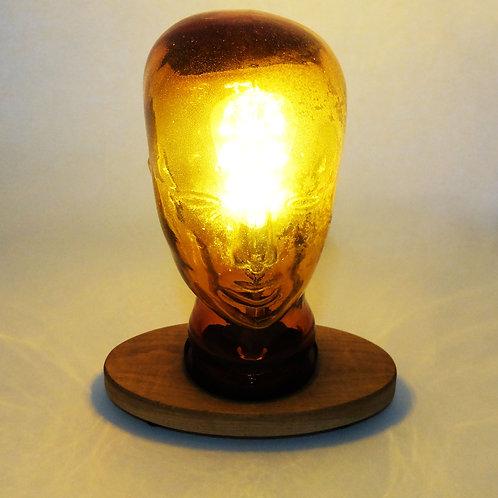 Glass Head Lamp