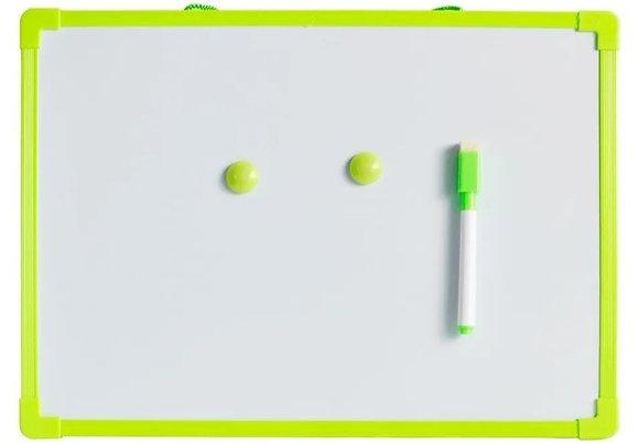 Quadrinho Magnético Verde 35x25cm