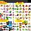 Thumbnail: Kit Completo de imagens 140 peças