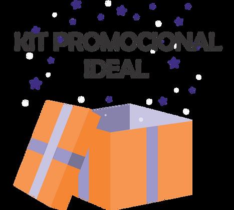 Kit Promocional - Frete Grátis