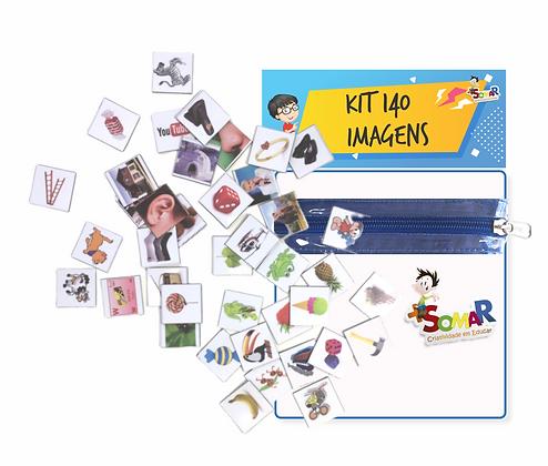 Kit Completo de imagens 140 peças