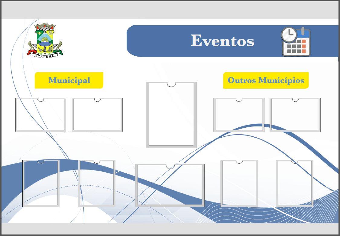 Gestão Visual - Eventos