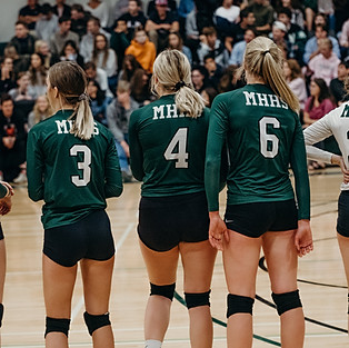 MHHS Volleyball