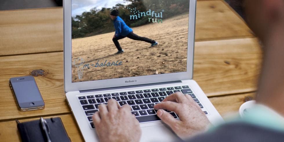 Online Mindful Walk / Mindful Run cursus