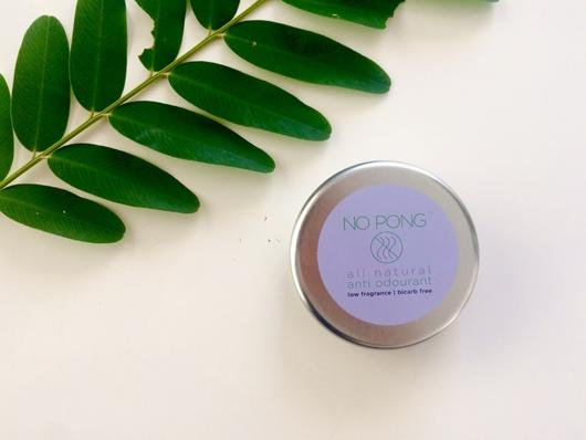 No Pong - Bicarb Free, Low Fragrance Antiodourant