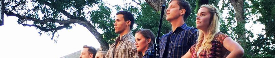 Irish Night Greenshow, Utah Shakespeare Festival. 2015