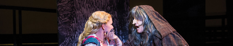 Into the Woods, Utah Shakespeare Festival, 2014