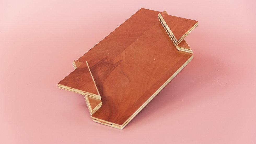 Origamin Bandeja Retangular