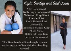 Kayla and Gail