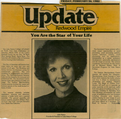 1982 You are the Star of your Life