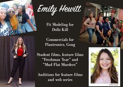 Emily Hewitt