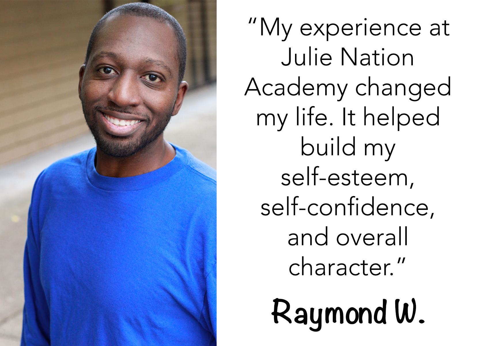 Raymond W