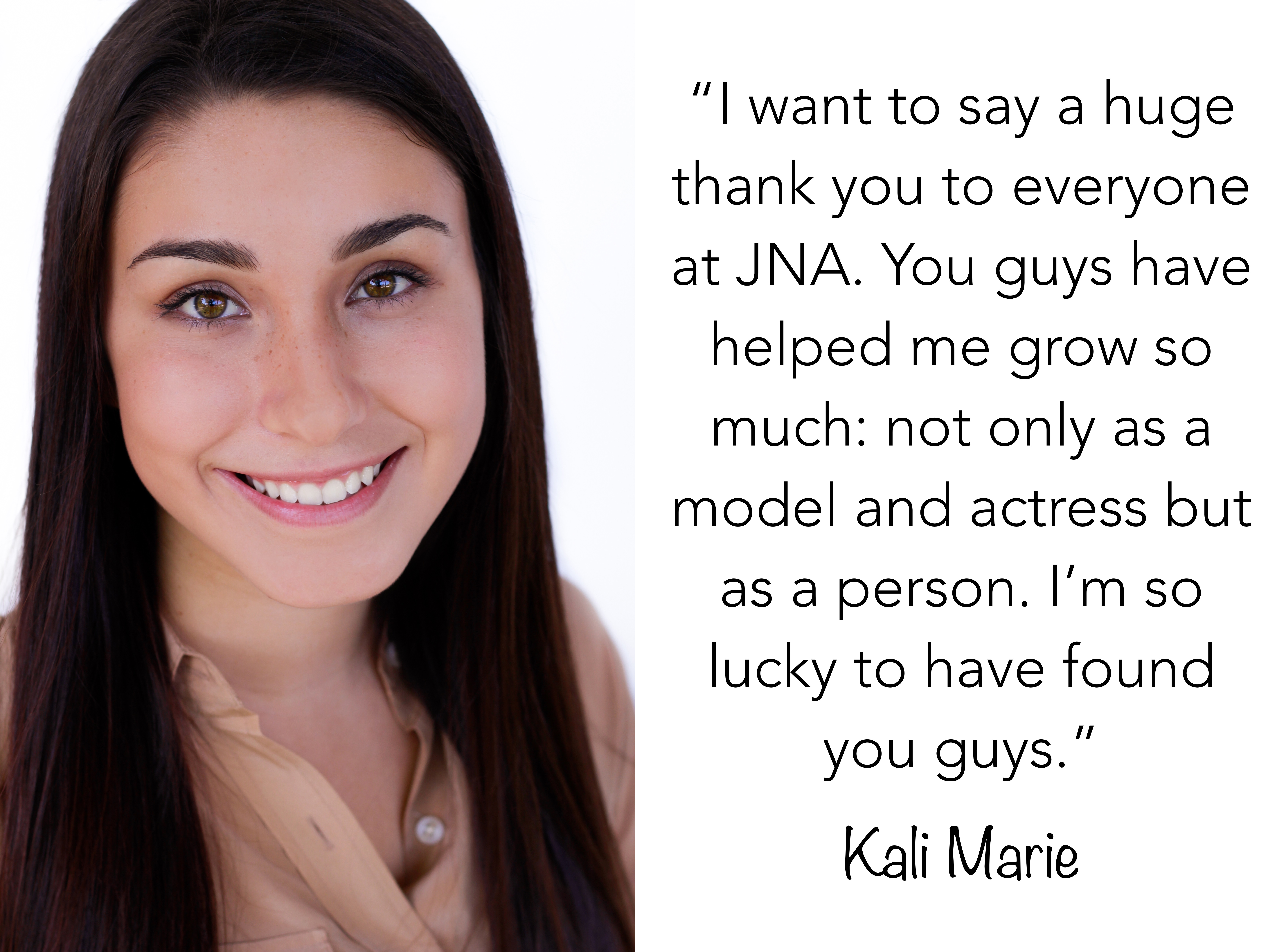 Kali Marie